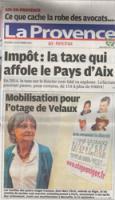 La Provence 13/09/2013