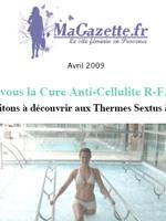 Ma Gazette 04.2009
