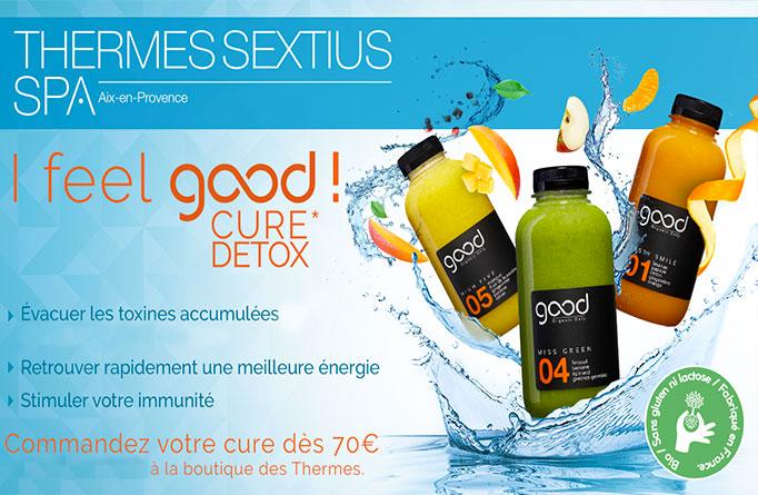 [NOUVEAUTE] La Cure Détox de GOOD ORGANIC ONLY