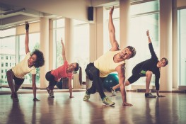 Pilates - Séance active 45 mn