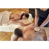 Massage Bali en Rose 60 mn - Solo ou Duo