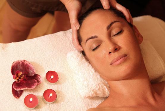 Massage crânien pour relaxation intense